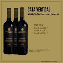 CATA VERTICAL - Selección...